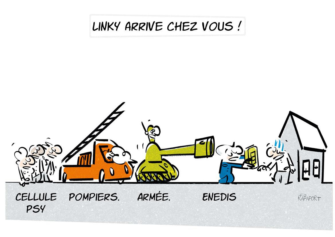 """Linky : le vrai du faux par """"Que Choisir"""" - Page 2 DESSINHUMOURentreprise70"""