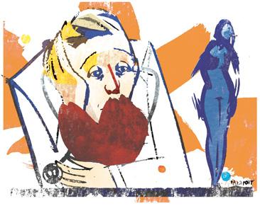 RAPAPORT dessin548