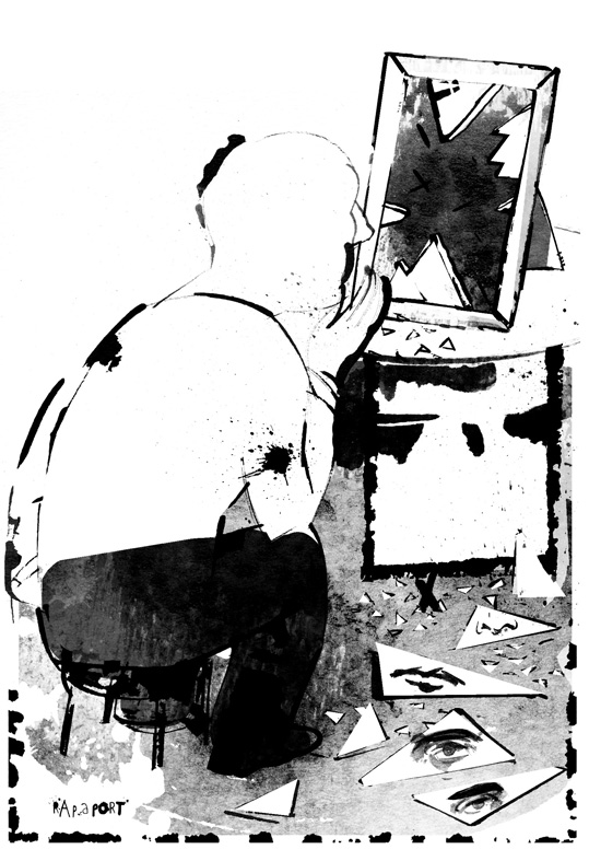 RAPAPORT dessin779