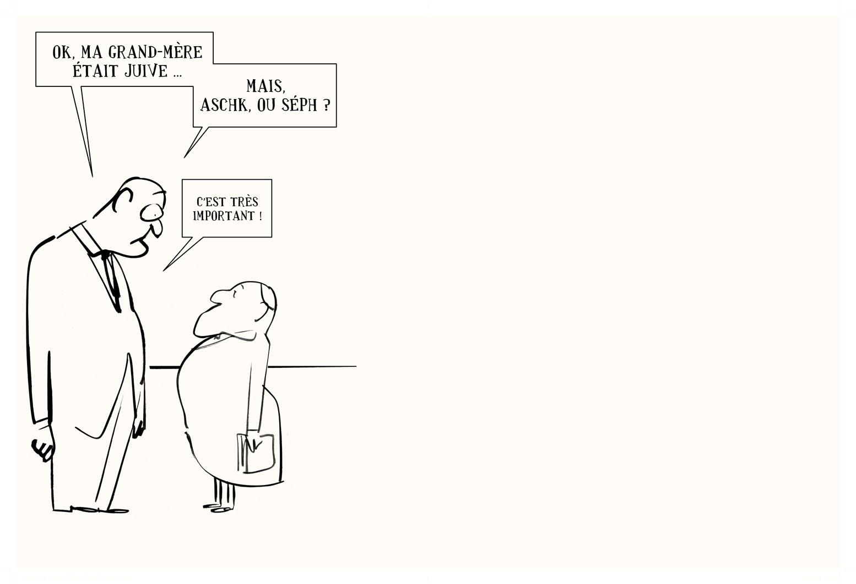 dessin RAPAPORT les JUIFS 11