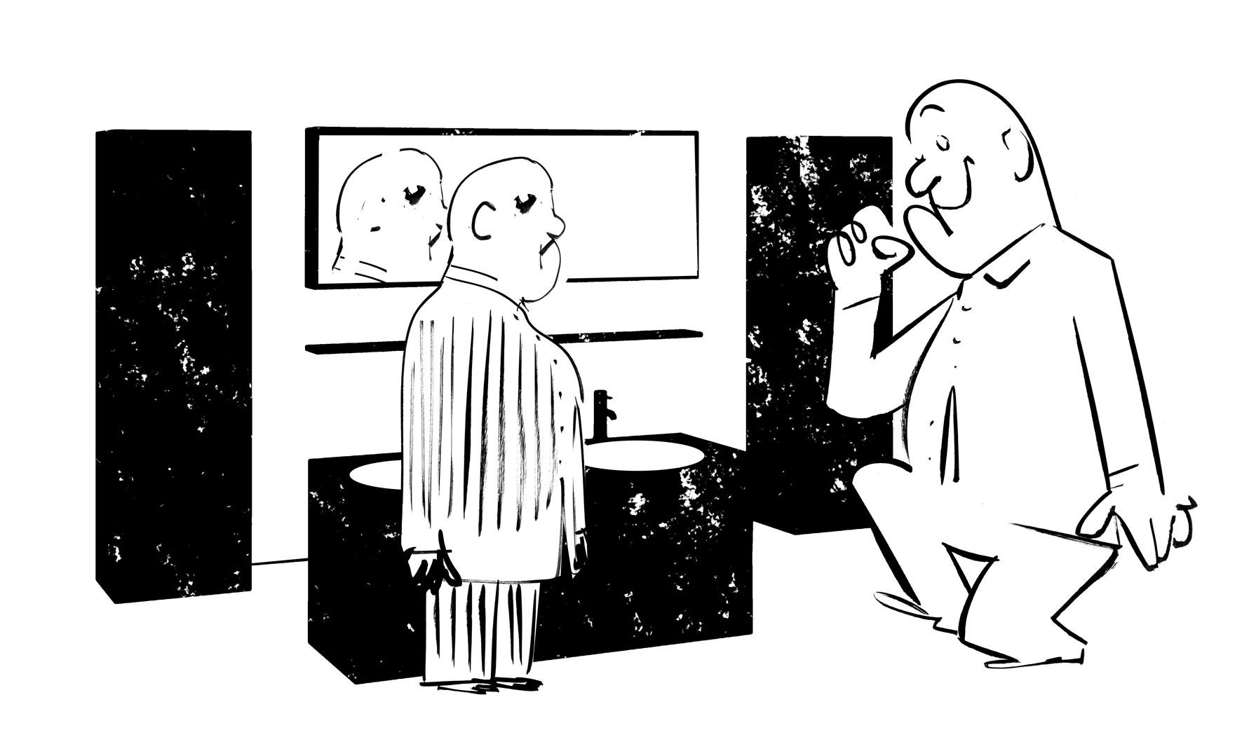 dessin RAPAPORT les JUIFS 14