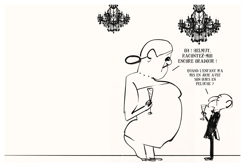 dessin RAPAPORT les JUIFS 8