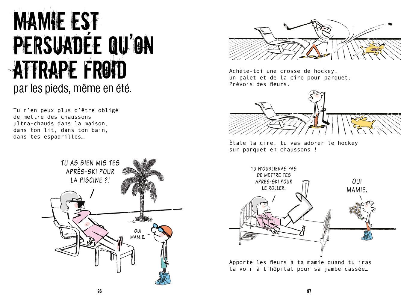 GUIDE DE SURVIE EN MILIEU HOSTILE Laurence Salaün / Gilles